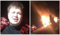 Шымкентского бизнесмена зарубили топором и сожгли в машине: суд вынес приговор убийце