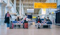Направлявшуюся на отдых в Дубай группу алматинцев задержали в аэропорту