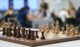 Казахстанская сборная лидирует на шахматной Олимпиаде