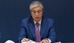 Касым-Жомарт Токаев: Мы должны серьезно готовиться к глобальным катаклизмам