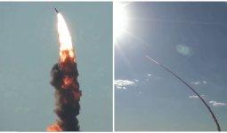 Новую российскую ракету испытали в Казахстане