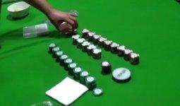 Десятки игроков находились в переделанной под казино бане в Алматы во время проверки