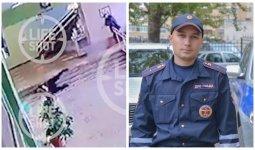 «Несколько выстрелов»: видео задержания пермского стрелка появилось в Сети