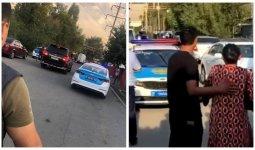 5 человек убиты: полицейских и судебного исполнителя расстреляли в Алматы