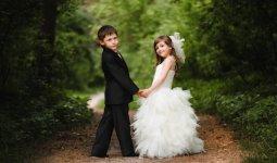 11-летняя невеста и 12-летний жених: торжество прервали полицейские