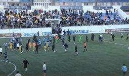 «Абсолютная жесть»: беспределом закончился матч Каспий – Астана в Актау