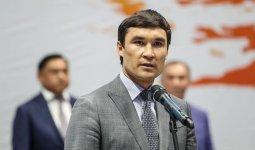 Серик Сапиев освобожден от должности главы Комитета по делам спорта и физической культуры