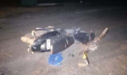 Врезался в столб: водитель скутера погиб в СКО
