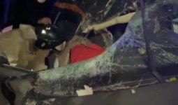 17-летняя пассажирка каршеринга погибла в ДТП близ Алматы