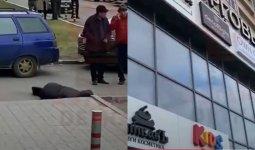 Металлическаяконструкция упала на женщину в Нур-Султане, она в реанимации
