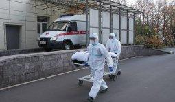 В России выявлен максимальный недельный прирост заболевших COVID-19