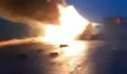 Мужчина и женщина сгорели в страшном ДТП в ЗКО