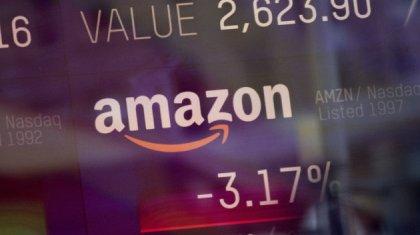 Оплата взмахом руки: Amazon экспериментирует