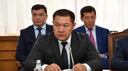 Шахмерден Рыспаев арестован на 2 месяца