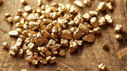 Производство необработанного золота в Казахстане в 2019 году увеличилось на 2,8%