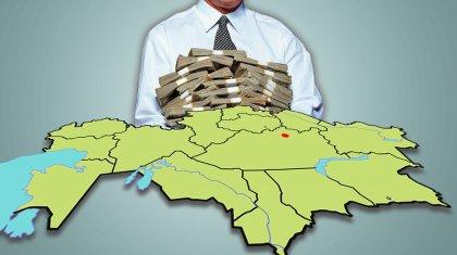 На что тратят бюджетные деньги сельские акиматы?