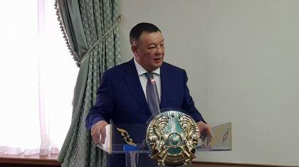 Багдат Манзоров покинул пост заместителя акима Алматинской области
