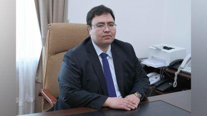 Арыстан Кабикенов назначен заместителем руководителя Канцелярии премьер-министра РК
