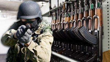 «Силовики имеют долю на оружейном черном рынке» - экс-полковник КНБ