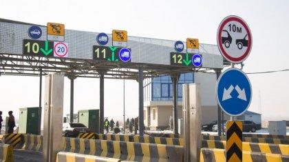 600 млн тенге уплатили автомобилисты за проезд на автодорогах РК с начала года