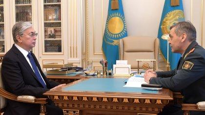 Президент поручил главе Минобороны повысить качество военных кадров