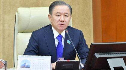 Нурлан Нигматулин: Введение ЧП – необходимая мера для безопасности казахстанцев