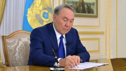 Раскрыты подробности разговора Нурсултана Назарбаева с акимами