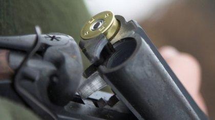 Астанчанин застрелился в подъезде жилого дома