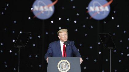 Дональд Трамп анонсировал появление у американцев «величайшего вооружения»