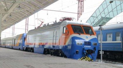 График движения поездов снова изменился в Казахстане