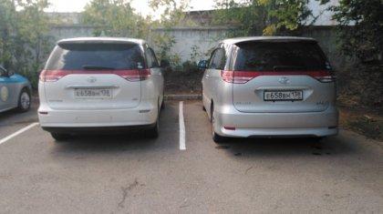 Три автомобиля с одинаковыми госномерами обнаружили в Нур-Султане и Усть-Каменогорске