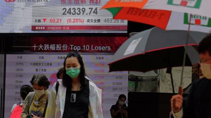 Повторное заражение COVID-19 выявили в Гонконге