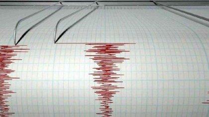 Землетрясение произошло в Алматы