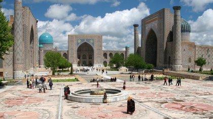 Генконсульство Казахстана откроют в Самарканде