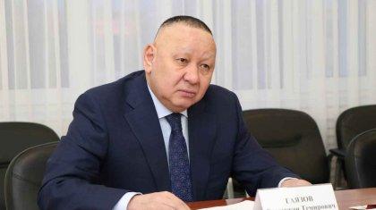 Аким Рудного ушел в отставку на фоне расследования многомиллионных хищений