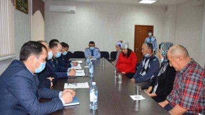 Жилье в собственность получат семьи погибших в Щучинске полицейских