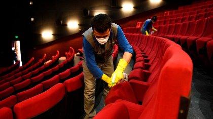 Алматинским кинотеатрам официально разрешили работать