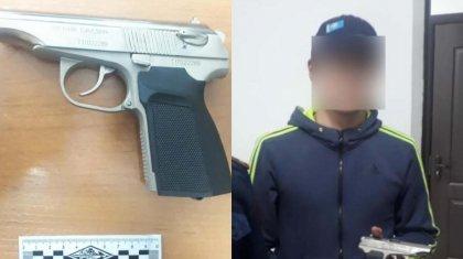 Стрельбой закончилась драка в Талдыкоргане
