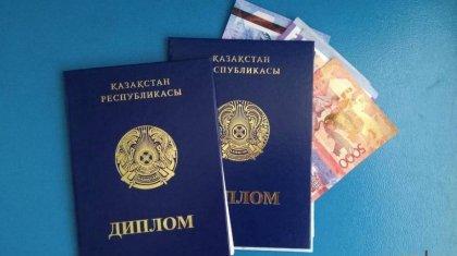 Миллионным штрафом наказали учителя в Жамбылской области