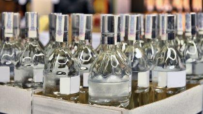 С контрафактным алкоголем попался сельчанин в Павлодаре