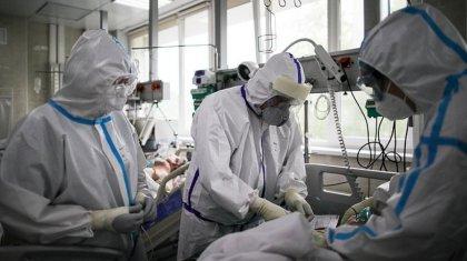 Резкий рост числа заболевших коронавирусом зафиксирован в Казахстане
