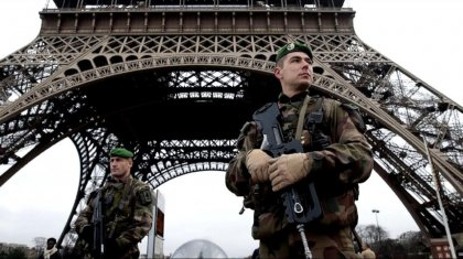 Максимальный уровень террористической угрозы объявили во Франции