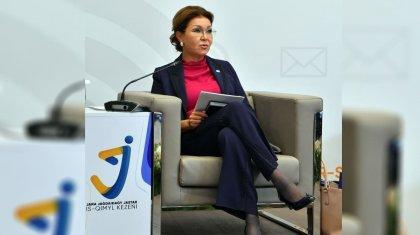 Дарига Назарбаева: Пандемия быстро не закончится