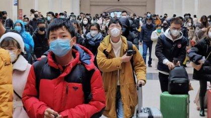 Коронавирус вновь обнаружен в китайском Ухане