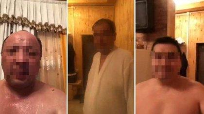 Отдых в сауне в Алматинской области: судью освободили от должности