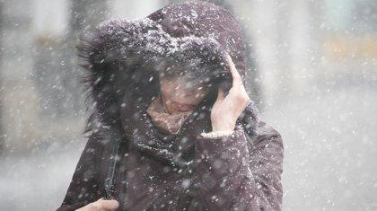 Снег выпадет на большей части Казахстана