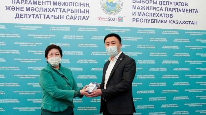 Список кандидатов от партии «Nur Otan» зарегистрировали в ЦИК