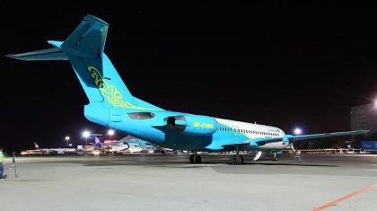 Две казахстанские авиакомпании лишились сертификатов