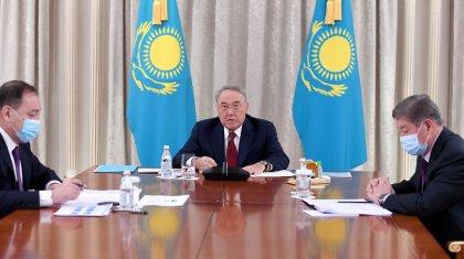 Елбасы: Фундаментом глобальных перемен должна выступить казахстанская молодежь