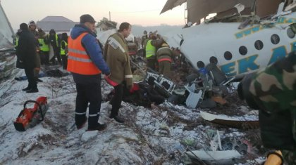 Год со дня крушения самолета Bek Air: найдут ли виновных?